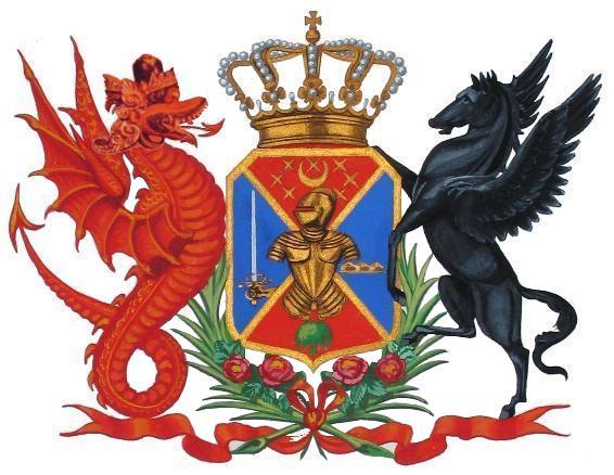 Madura States Arms